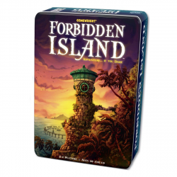 image of Forbidden Island game