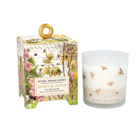 Image of Honey & Clover Soy Wax Candle