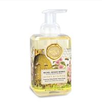 Image of Honey & Clover Foaming Hand Soap