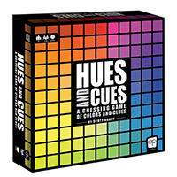 image of Hues and Cues game