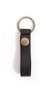 Image of Loop Keychain in Black