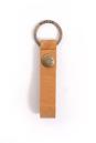 Image of Loop Keychain in Buckskin color