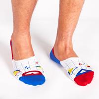 Image of Math Club No Show Socks