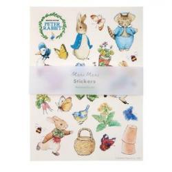 Image of Peter Rabbit Sticker Sheet