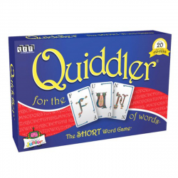 Image of Quiddler game