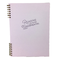image of Reading Is Fundamental Notebook