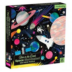 image of Space Illuminated puzzle