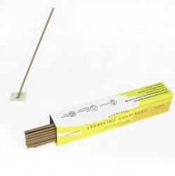 Sparkling Gold Yuzu Incense Sticks