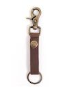 Image of Super Loop Keychain in Dark Brown