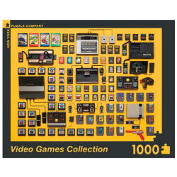 Image of Video Games puzzle