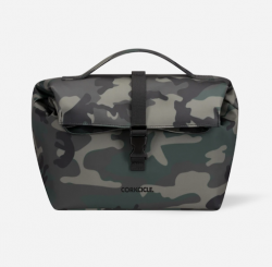 Image of the Woodland Camo Roll Top Lunch Box