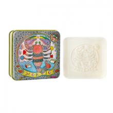 Image of Scorpio Soap Tin and Soap Bar